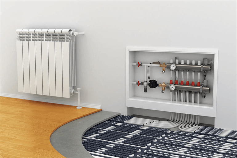 Heating, Ventilation and Refrigeration